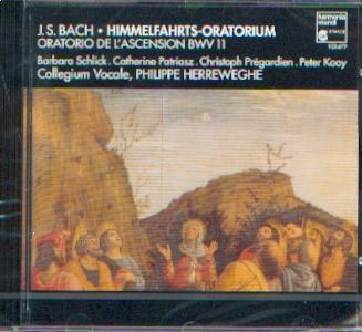 Bach, Johann Sebastian: Himmelfahrts Oratorium