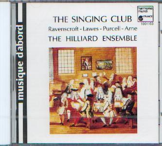 Purcel, Ravenscroft u.a.: The Singing Club