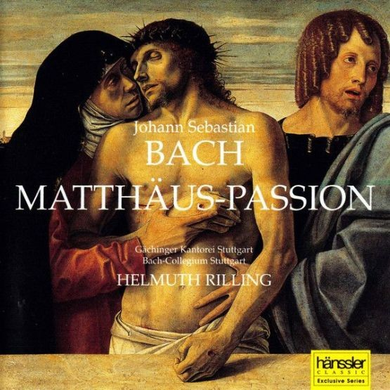 Bach, J. S.: Matthäus Passion