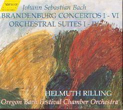 Bach, J.S.: Brandenburgische Konzerte und Suiten