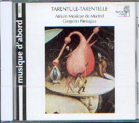 Atrium Musicae de Mad.: Tarentule-Tarentelle