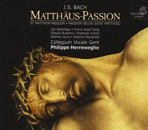 Bach, Johann Sebastian: Matthäus-Passion