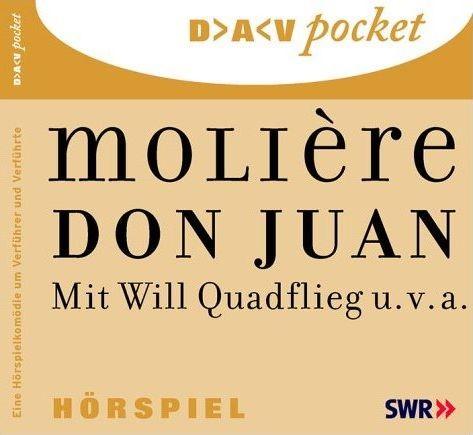 Moliere: Don Juan. CD