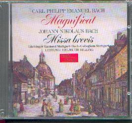 Bach, Carl Philipp Emanuel (1714-1788): Magnificat