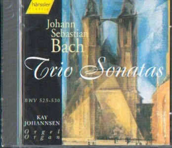 Bach, Johann Sebastian (1685-1750): Trio Sonatas BWV 525-530