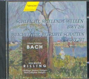 Bach, Johann Sebastian (1685-1750): Weltliche Kantaten