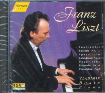 Liszt, Franz (1811-1886): Klavierwerke