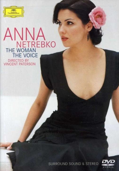 .: Anna Netrebko - The Woman, the Voice  DVD