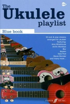 : The Ukulele Playlist Blue Book