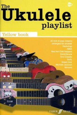 .: The Ukulele Playlist Yellow Book