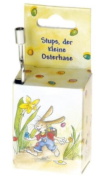 ZUCKOWSKI, ROLF: SPIELUHR - STUPS DER KLEINE OSTERHASE
