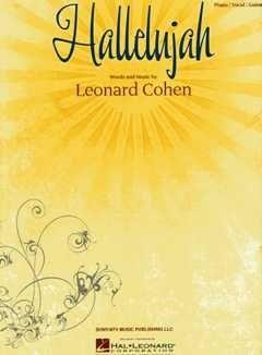 COHEN, LEONARD: HALLELUJAH
