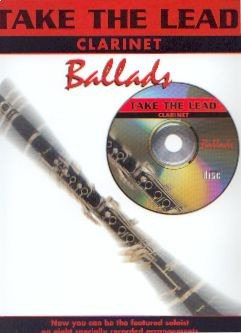 .: Take The Lead Ballads - Clarinet
