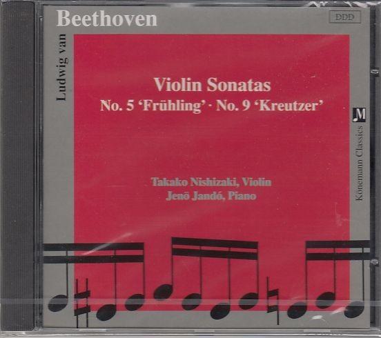 Beethoven: Violinsonaten