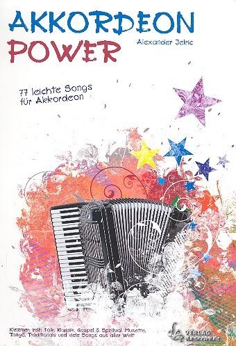 Jekic, Alexander: Akkordeon Power