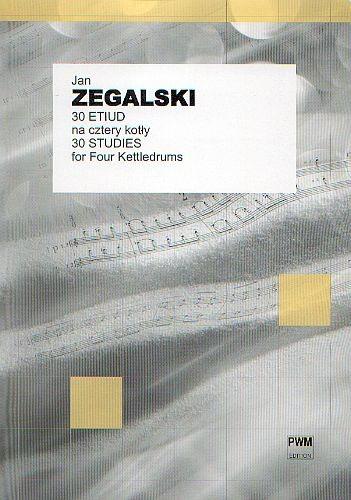 Zegalski, Jan: 30 Studies